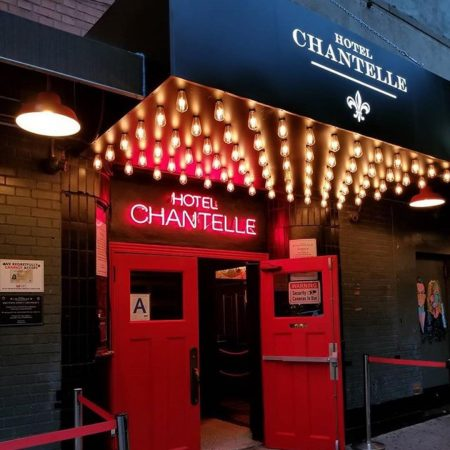 Room 69: The Hotel Chantelle Way
