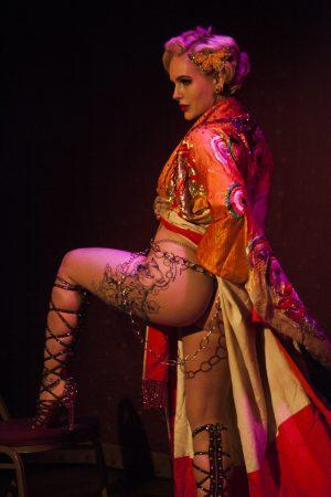 Madame Rosebud