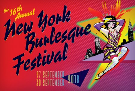 Tickets to the NY Burlesque Festival are on sale!