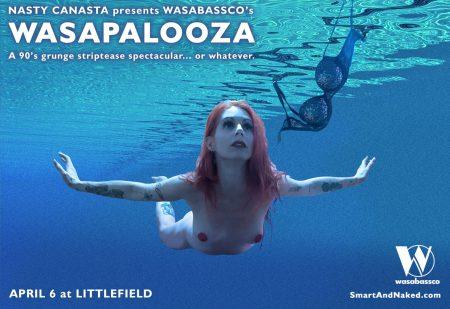 Wasapalooza @ Littlefield   New York   United States